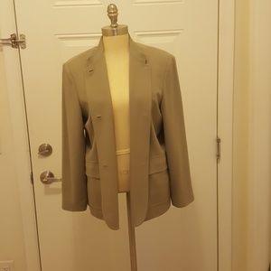Taupe Jones New York Blazer/Jacket